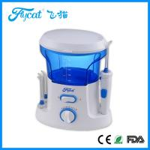 OEM Service Water Pick Dental Care Water teeth Flosser , Electric Dental Tooth Flosser Manufactures
