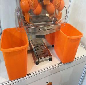 Orange Juice Squeezer Machine Lemon Fruit Squeezer 304 Stainless Steel Manufactures