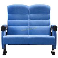 Two Seater VIP Couple Chairs With Five Years Warranty / Movie Theater Chairs Manufactures