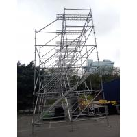 Outdoor Events Line Array Speaker Truss Assembly Easy To Use Manufactures