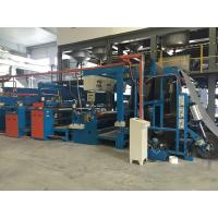 Quality PVC Pre Coating Machine Applicable Woven And Tufted Carpet Backing Drying for sale