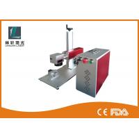 Buy cheap PE Plastic Pipeline CNC 3d Laser Marking Machine With EzCad Software from wholesalers