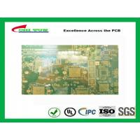14 Layer GPS PCB FR370 Quick Turn PCB Prototypes  BGA and IC pad size 350X200mm Manufactures