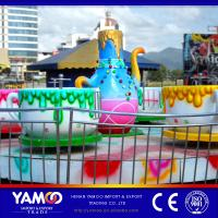 China Newly Designed! coffee cup theme park rides on sale