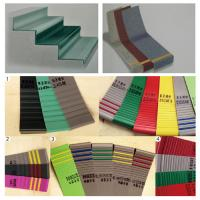 Rubber / PVC Flooring Accessories Integral Stair Step Non - Slip Easy To Clean Manufactures