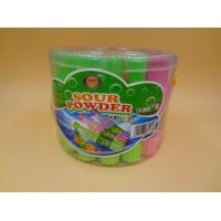 Fruity Vitamin Sugar Powder Candy Straws Colored Low Calorie Milk Powder Candy Manufactures
