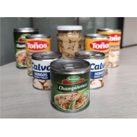 425g No Impurity Typical Taste Canned Sliced Mushrooms Manufactures