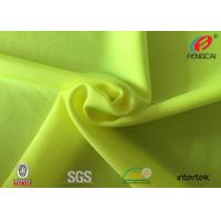 Shiny Stretch Fabric 80 / 20 Nylon Spandex Underwear Fabric Soft Touch Manufactures