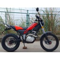 RE250 Engine 250cc Dirt Bike , 6 Gear Off Road Motorbike Steel Material Manufactures