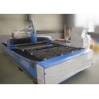 China Open Exchange Table Fiber Laser Cutting Machine High Efficiency Double Drive on sale