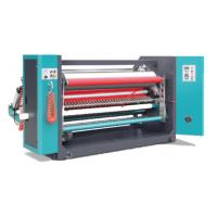 Single Shaft Non Woven Fabric Production Line Computerized Slitting Machine Manufactures