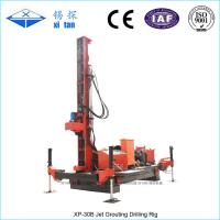 XP-30B Full Hydraulic Jet Grouting Drilling Rig Double Winch,DTH Drill Machine Manufactures