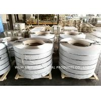 Multiple Finish 201 Grade Stainless Steel Strip Cold Rolled Customized Width Manufactures