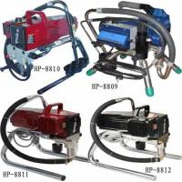 China High Pressure Airless Paint Sprayer on sale