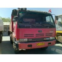 Used NISSAN dump truck for sale