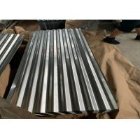 AS 1397 G550 (HRB≥85) , ASTM A653 Zinc Hot Dipped Galvanized Corrugated Roofing Sheet Manufactures