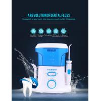 OEM Service Portable Personal Oral Water Irrigator Water Flosser Blue White Color Manufactures