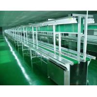 China ESD Pipe Anti Static Workbench Customized Color For Assembly Line Workshop on sale