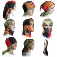 Multifunctional Seamless Headband/Multifunctional Seamless Scarf Manufactures