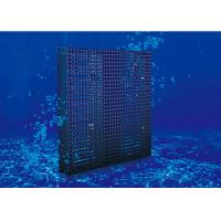 P16 Outside Led Curtain Hire DIP346 High intensity 30 x 60 Pixels , Led Stage Curtain