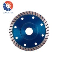 180mm 7inch turbo rim diamond saw cutter blade for ceramic granite marble stone cutting Manufactures