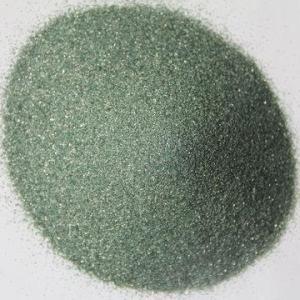 Green Silicon Carbide Manufactures
