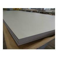 China 304 Polished Stainless Steel Plate For Decoration Industry , Width 1800mm , 2000mm on sale