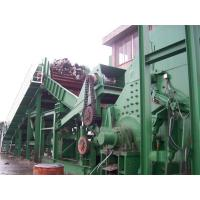 900 KW PSX Scrap Shredder Flattened Car Bodies Tin Plate PLC Operation Manufactures