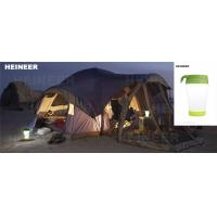 China Rechargeable camping lanterns,upgraded camping lanterns with solar panel on sale