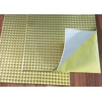 Quality Self Sticky Noise Sound Dampening Materials No Crack For Fiberglass Body Panels for sale