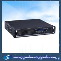 48V invertor can connect with solar panel(3KVA) Manufactures