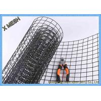 3mm Black Concrete Reinforcing Mesh for South American Market Manufactures