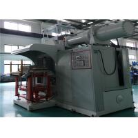 Quality 500 Ton Rubber Injection Machine Dual Stages Feeding Lightning Arrester 3 RT Mold Openning for sale