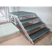 Moving Stage Platform / Adjustable Chorus Stage / Folding Stage Manufactures