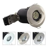 Buy cheap MR16 GU10 Aluminium Bathroom IP65 Fire Rated Downlight Fittings - Satin Nickel Color from wholesalers