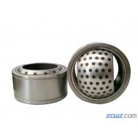 Ball Joint Bearings GE35ES, GE45ES With Single Slit Outer Oil Lubrication For Radial Load Manufactures