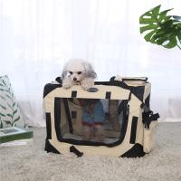 FEANDREA Waterproof Soft Dog Carrier Purse Space Saving For Pet Transportation Manufactures