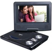 7.8 Inch TFT LCD Screen,Portable DVD Player, Game & Analog TV Function Manufactures