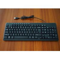 Waterproof Wired Multimedia Mechanical Gaming Keyboard Multi Language Manufactures