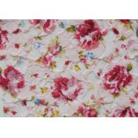 China Fashion Allover Digital Printed Fabric for Indoor Ornaments CY-LY0098 on sale