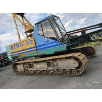 Sumitomo Second Hand Cranes 40 Ton With 36 Meter Main Boom / 290L Fuel Tank for sale