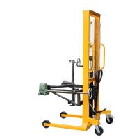 1.6m Lifting Height  Forklift Drum Lifter  Gripper Type Manufactures