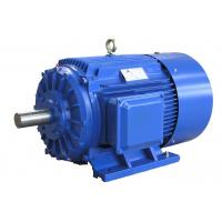 250watt 380volt Y2 Three Phase Asynchronous Motors / Class B Insulation Motor Manufactures