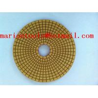 diamond polishing pads for marble.granite and concrete Manufactures