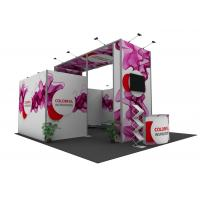 Exhibition Trade Booth Displays, Light Weight Conference Display Booths Manufactures