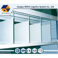 Light Duty Warehouse Rivet Boltless Shelving Powder Coated Rust Proofing Manufactures