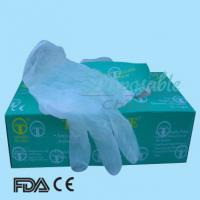 240mm and 290mm disposable vinyl gloves, powdered or powder free vinyl gloves Manufactures