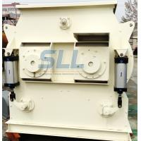 China Double Shaft Paddle Dry Mixer Machine 2m3 Capacity With 10mm Blade on sale