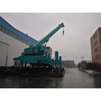 Powerful Hydraulic Press In Pile Driver ISO9001 Certification No Pollution Manufactures