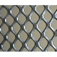 Various Surface Treatment Expanded Wire Mesh Galvanized 4x8 5x10 Diamond Shape Manufactures